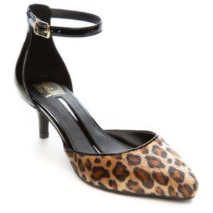 New Directions Taylin Ankle Strap Pumps 8.5 New